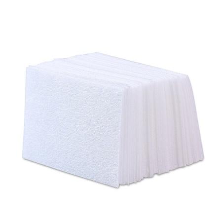 Салфетка 5*5, 60 г/м2 безворсовые для маникюра и педикюра 100шт