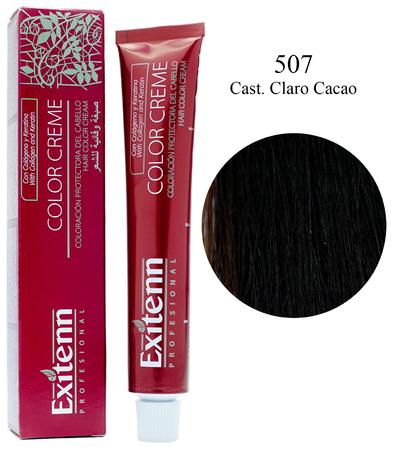 Стойкая крем-краска для волос Exitenn Color creme 60 мл