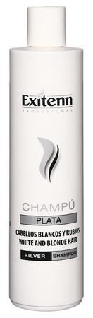 Exitenn Shampoo Color Plata Шампунь против нежелательных желтых оттенков на волосах