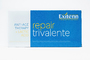 Exitenn Repair Trivalente Восстанавливающая эмульсия для волос в ампулах (10 х 7 мл). Фото 3