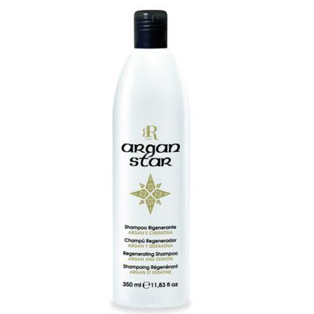 Восстанавливающий шампунь «Аргана и кератин» Regenerating Shampoo