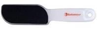Пилка педикюрная двухсторонняя 80/150 грит