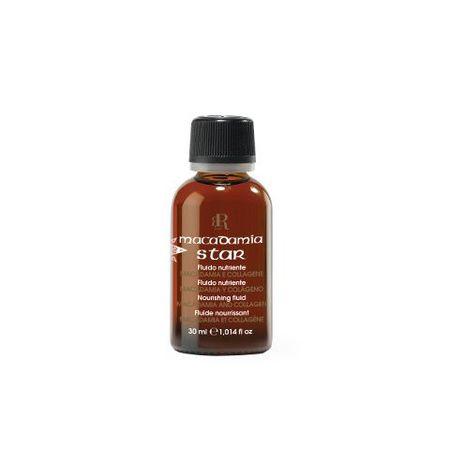 Питательный флюид «Жидкие кристаллы» для волос «Макадамия и коллаген» Nourishing Fluid