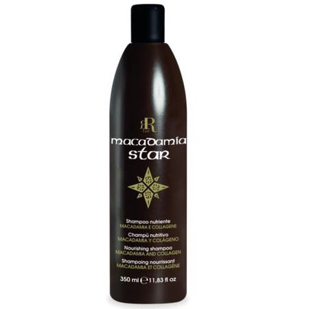 Питательный шампунь «Макадамия и коллаген» Nourishing Shampoo