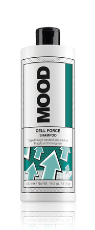 Шампунь для волос против выпадения CELL FORCE,  400мл
