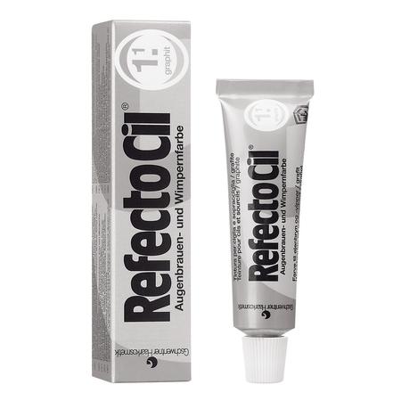 Refectocil Краска для бровей и ресниц 1.1 графит