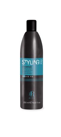 Крем-кондиционер для волос разглаживающий с термозащитой средней фиксации Liss definer
